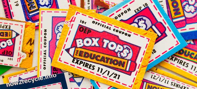 Image for Box Tops for Schools